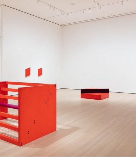 Donald Judd Exhibition 2020, Moma