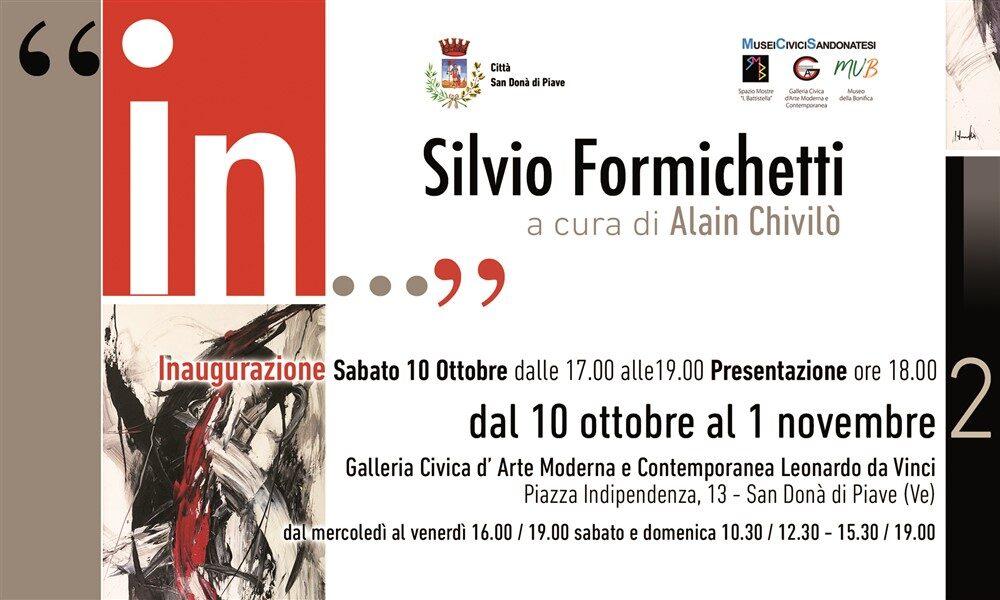 In Silvio Formichetti