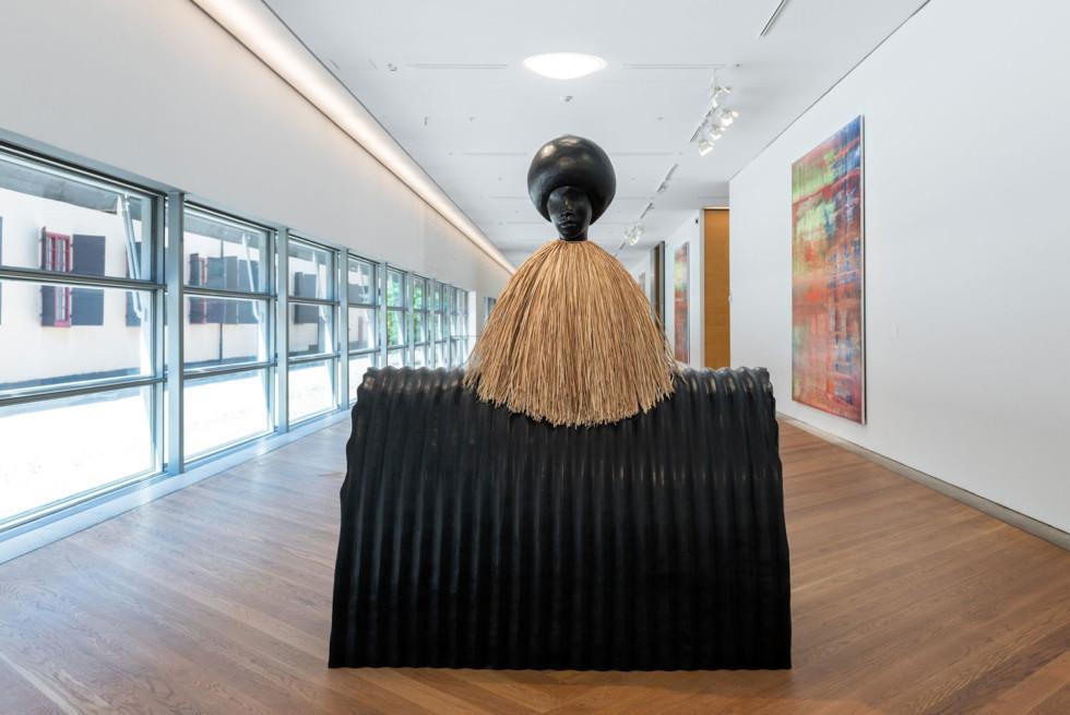 Simone Leigh sculpture
