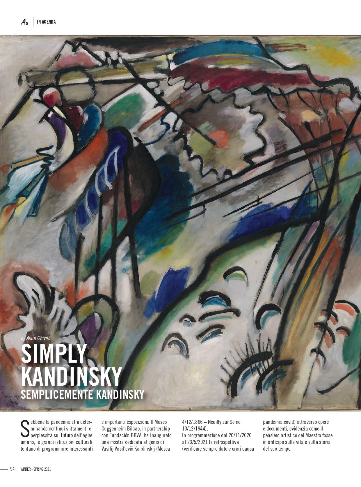 ArtStyle_Simply Kandinsky_by Alain Chivilò_Winter 20_21_page1