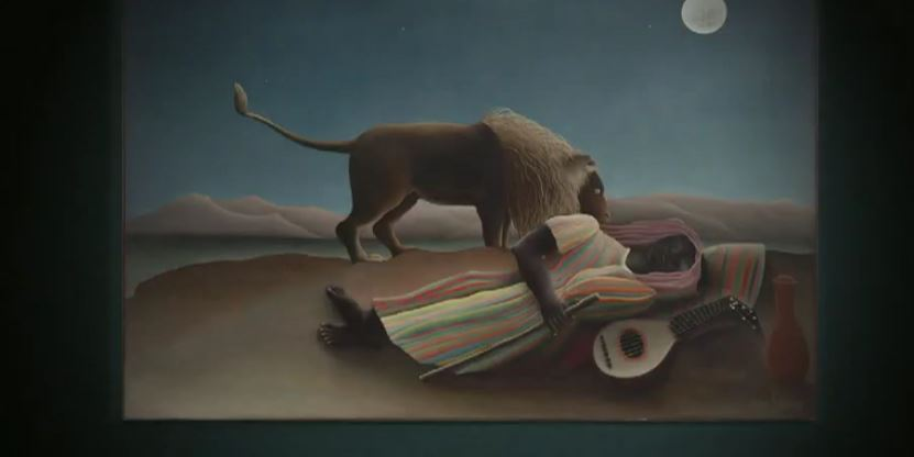 Henri Rousseau Una storia pittorica