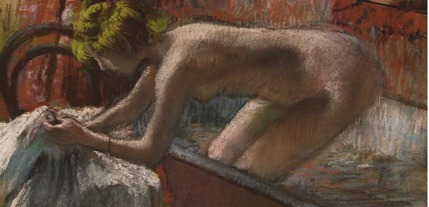 Edgar Degas Nudi e Bagni per una ricerca artistica