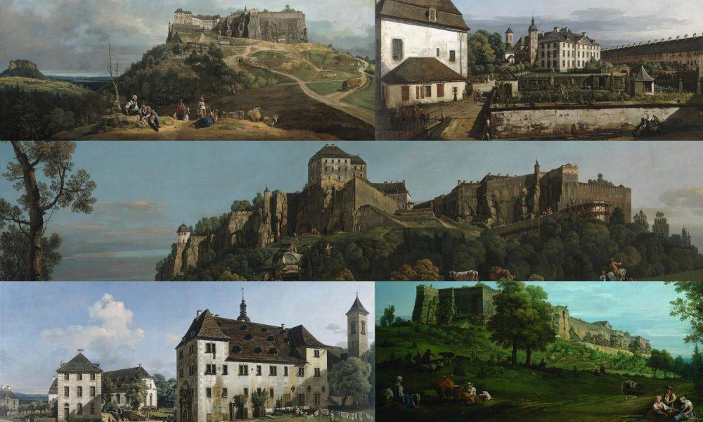 Le vedute di Königstein riunite