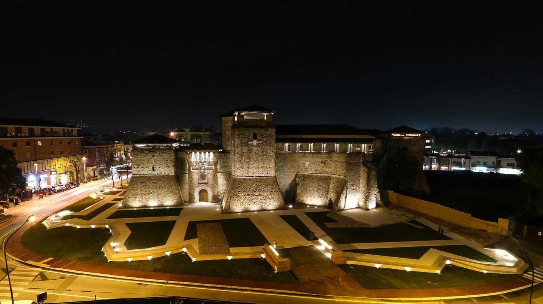 Castel Sismondo_Rimini_Museo Fellini (1)