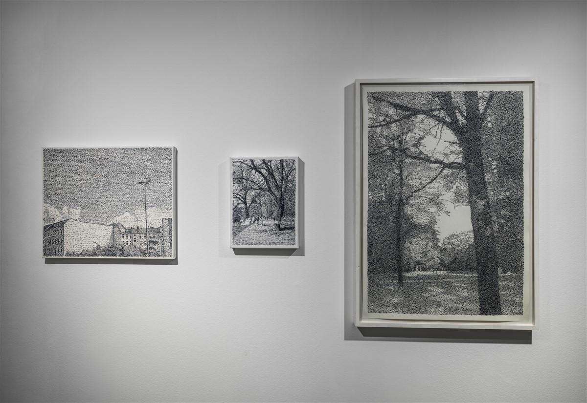 Federico Pietrella, Dall'8 Marzo al 2 Aprile 2021, 2021, Collezione privata – Courtesy Galleria Ex Elettrofonica Roma