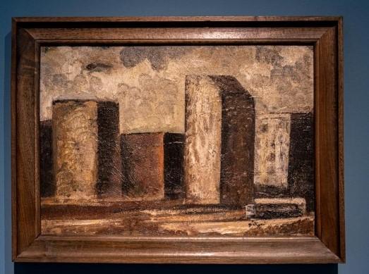 Mario Sironi, Museo del 900, Milano_esposizione, 2