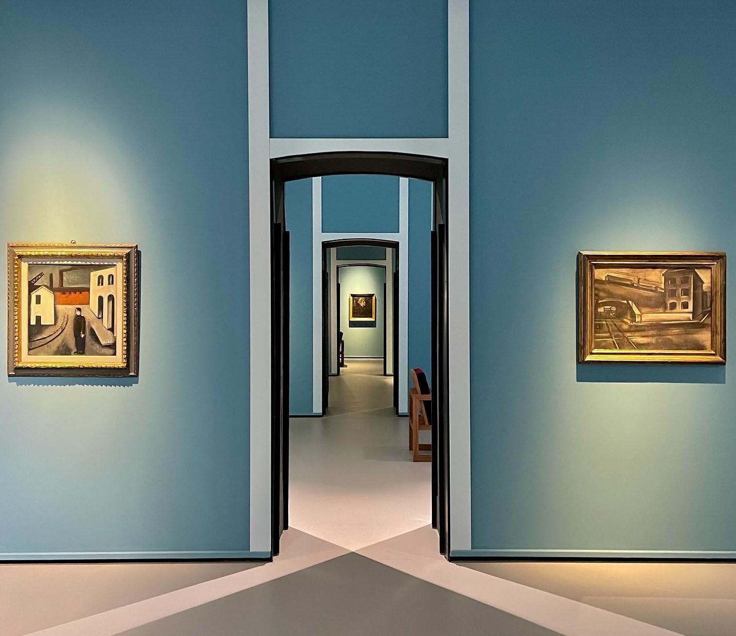 Mario Sironi, Museo del 900, Milano_esposizione, 4