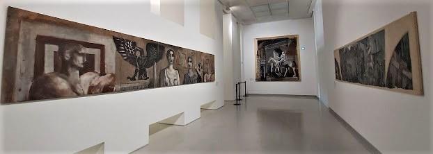 Mario Sironi, Museo del 900, Milano_esposizione, 5