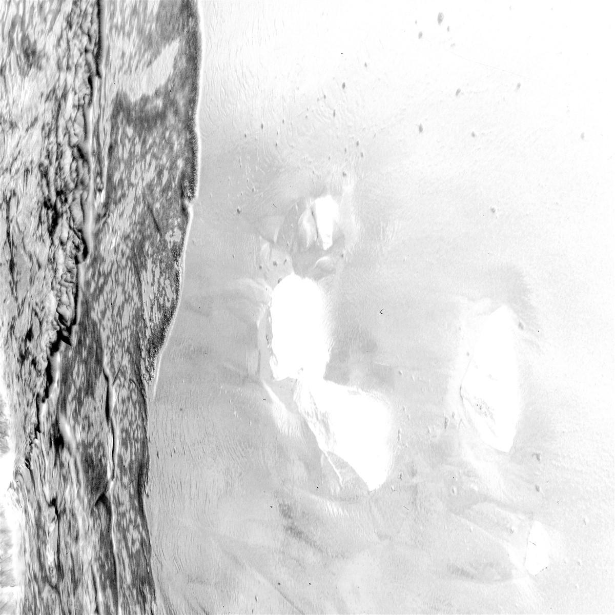 Riccardo Squillantini, Meteor Passage, Martian Age series