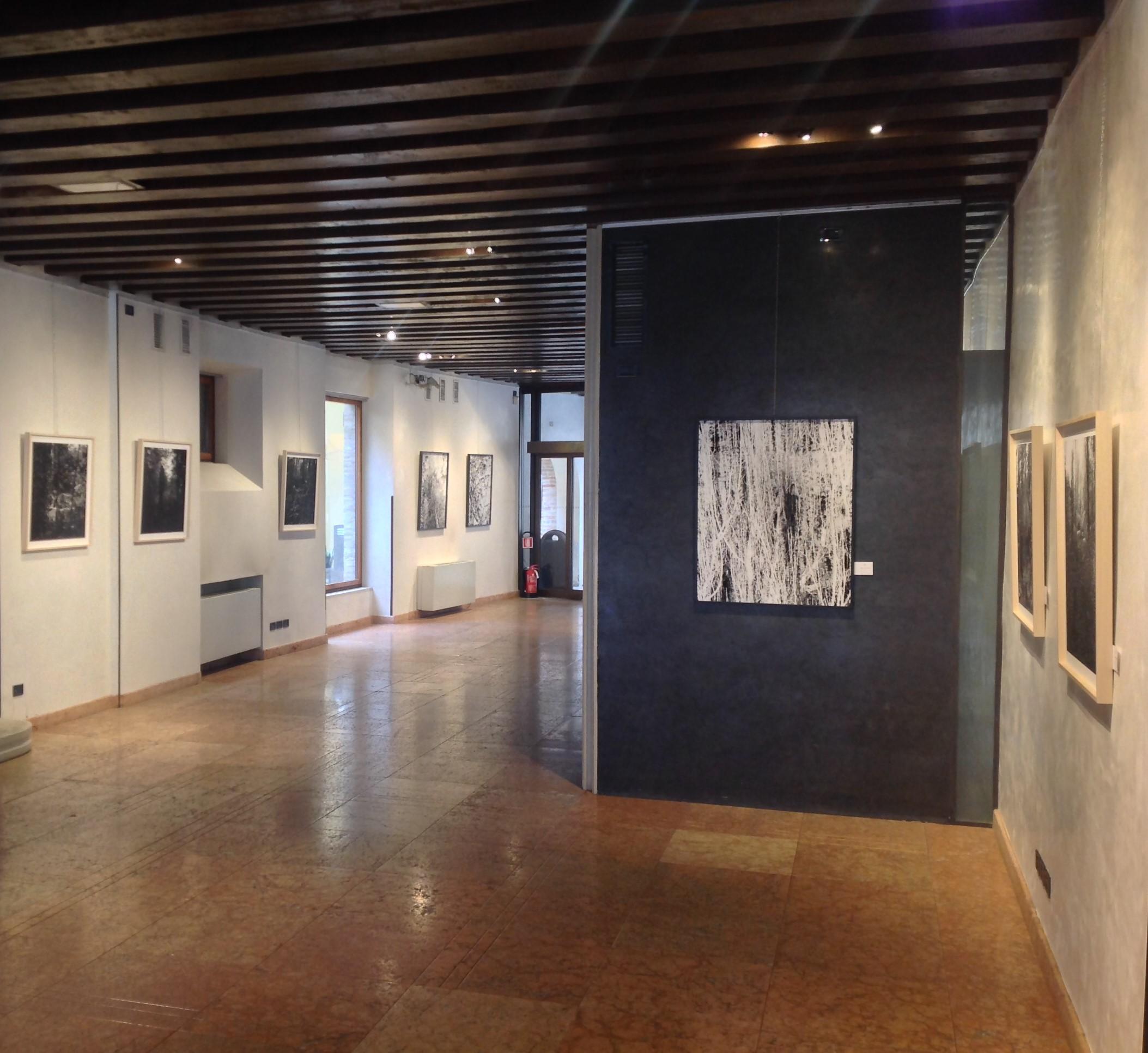 Riccardo Squillantini, Rumori silenziosi, mostra personale, a cura di Alain Chivilò_Casa dei Carraresi_Treviso (10)