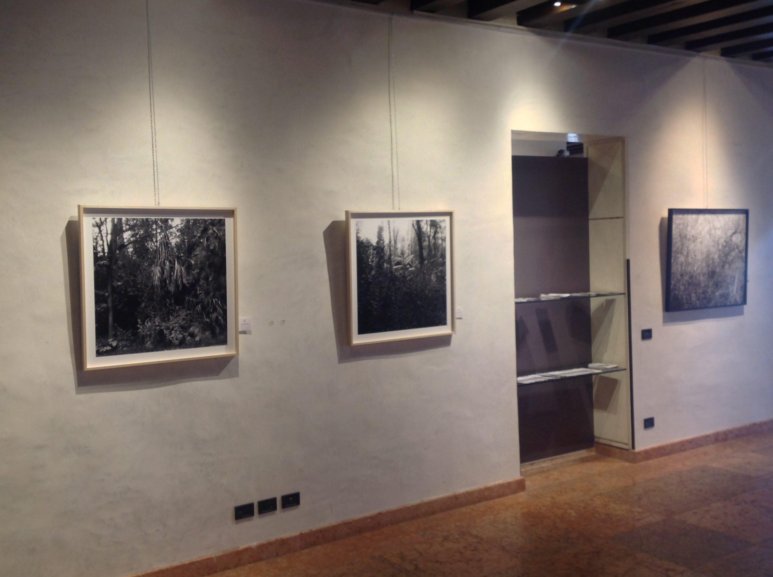 Riccardo Squillantini, Rumori silenziosi, mostra personale, a cura di Alain Chivilò_Casa dei Carraresi_Treviso (14)