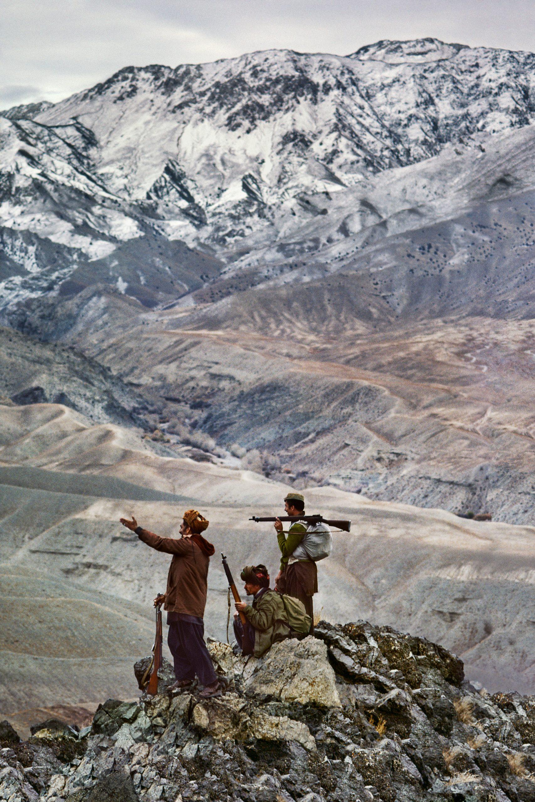 Steve McCurry, Logar Province, Afghanistan, 1984, ©Steve McCurry