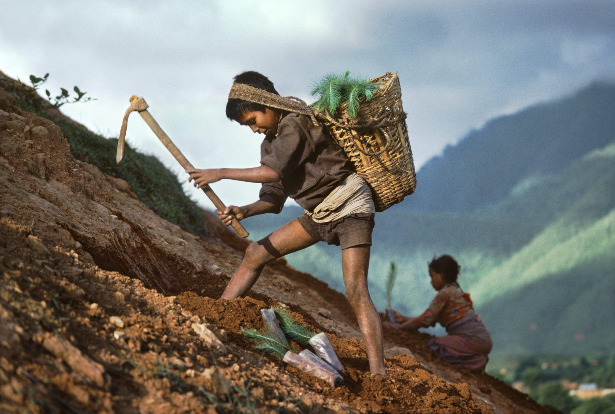 Steve McCurry, Nepal, 1983, ©Steve McCurry