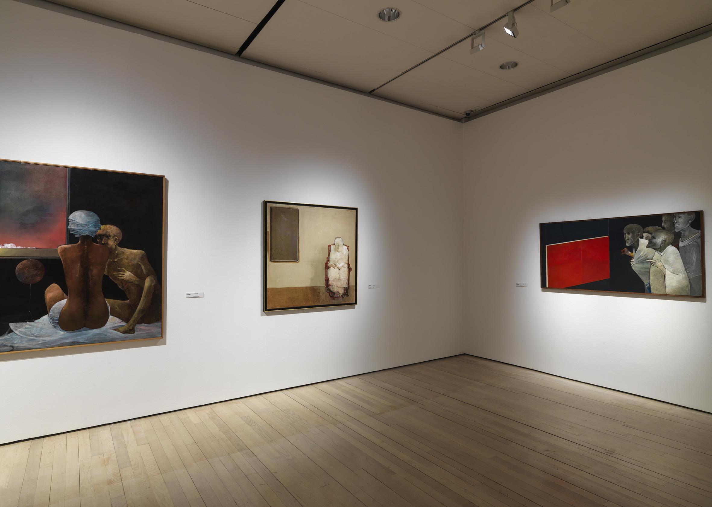Veduta della mostra, Ph Mart, Emanuele Tonoli
