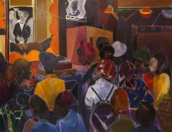 Caribbean British Art 1950s now