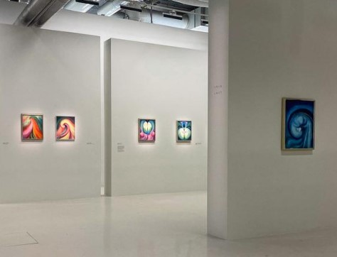 Georgia O'Keeffe_Centre Pompideau, 2021_exhibition (2)
