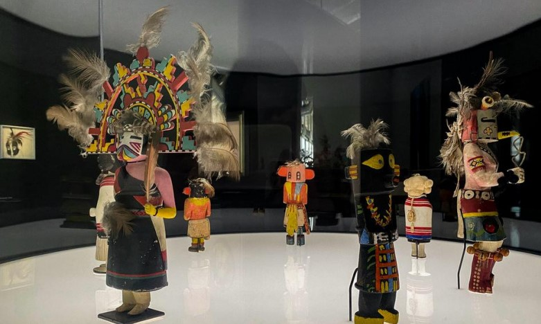 Georgia O'Keeffe_Centre Pompideau, 2021_exhibition (5)