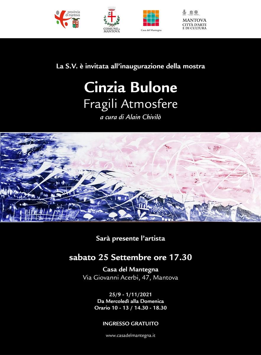 Invito Dig_Blu_Fragili Armosfere a cura di Alain Chivilò_Casa del Mantegna 2021