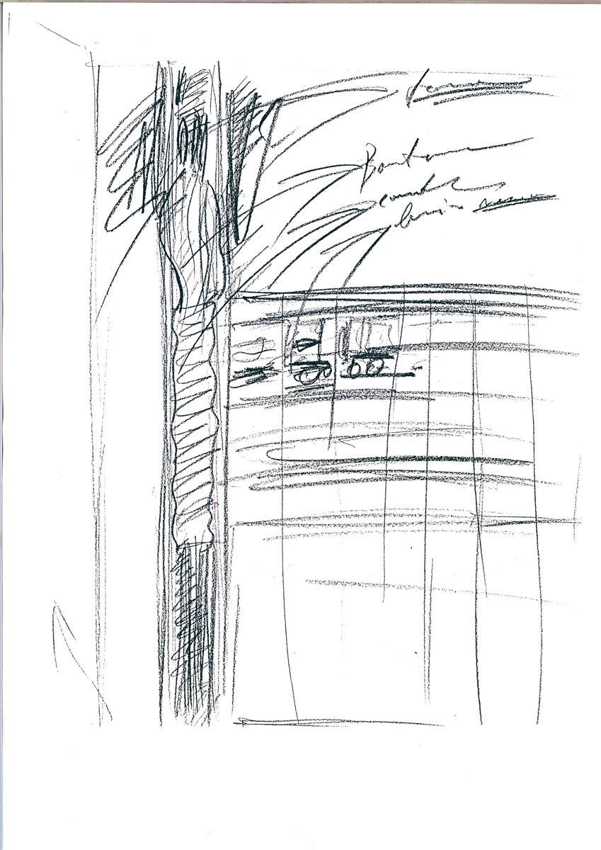 Jannis Kounellis - Resistenza e Liberazione - Bozzetto, studio, 4