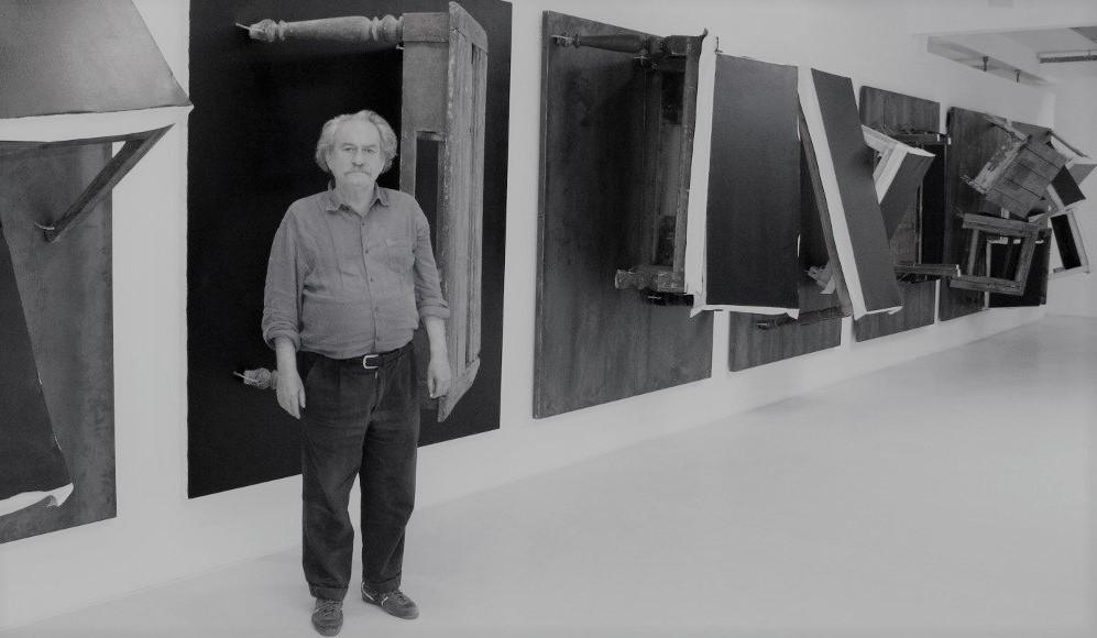 Jannis Kounellis_Installazioni, Arte Povera_Galerie Thoman