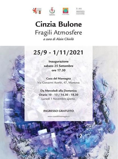 Cinzia Bulone Fragile Atmospheres