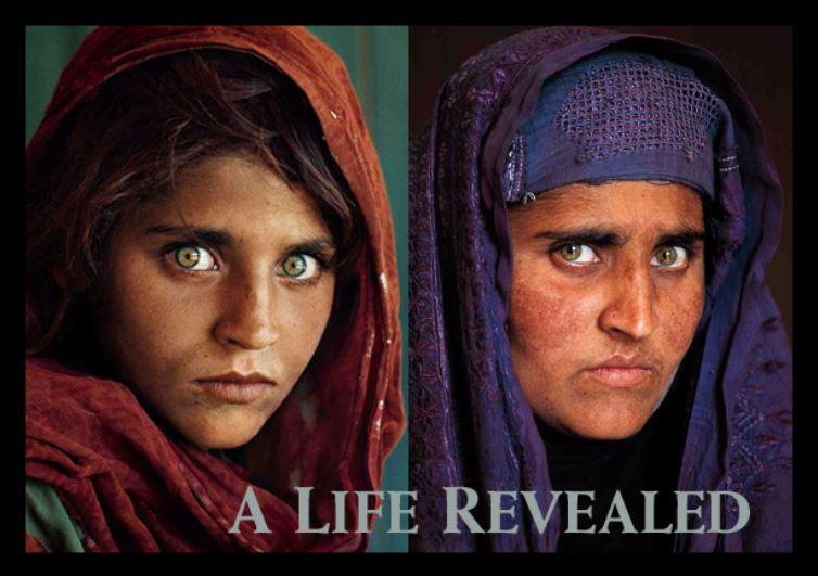 Sharbat Gula, the Afghan Girl_Steve McCurry_1984_2002