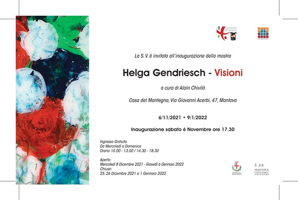 Helga Gendriesch Visions