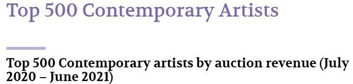 Top 500 Contemp Artists_1