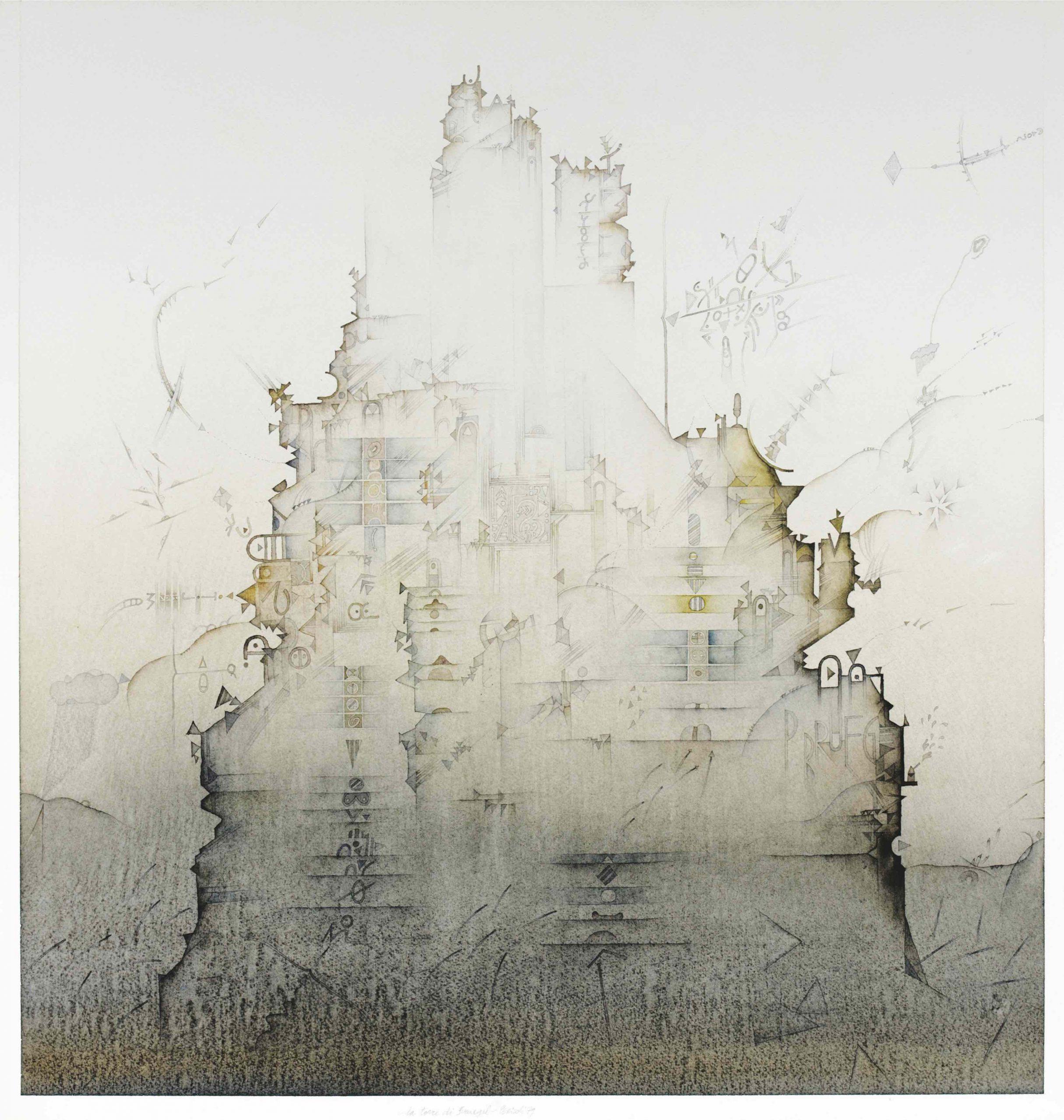 Tullio Pericoli-la-torre-di-bruegel-1979_51577962855_o